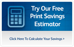 Print Savings Cost Estimator